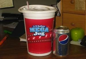 In 2011, KFC introduced a 64 oz, $2.99 soft drink – a soft ...
