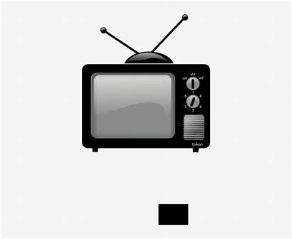 Tv Clip Television Clker Pngkey