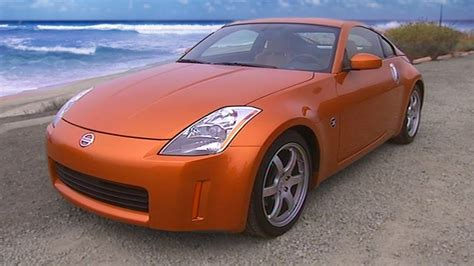 Nissan 350z Review #tbt