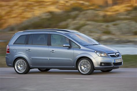 Opel Zafira by 2007 Opel Zafira Picture 163271 Car Review Top Speed