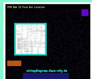 1998 Bmw Z3 Fuse Box Location  Wiring Diagram 175921