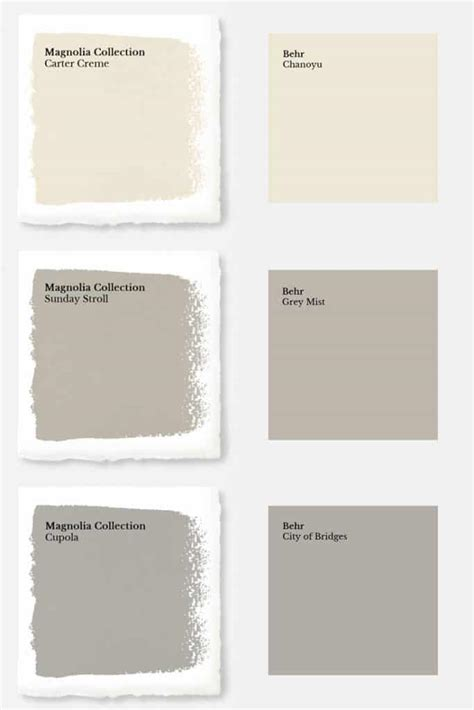 magnolia colour paint paint color ideas