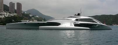 yacht designer motor yacht adastra a mcconaghy boats trimaran superyacht