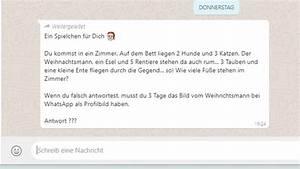 Weihnachtsmann Als Profilbild : whatsapp warnung weihnachtsmann als profilbild computer ~ Haus.voiturepedia.club Haus und Dekorationen