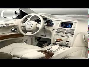 Audi Q7 Interieur : audi q7 interieur 2015 innenraum auf der ces vorgestellt ~ Nature-et-papiers.com Idées de Décoration