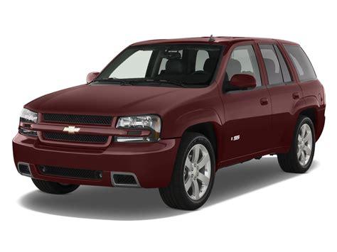 2007 Chevrolet Trailblazer Reviews And Rating  Motor Trend