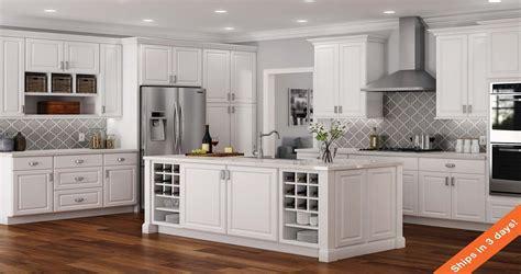 hampton wall cabinets  white kitchen  home depot