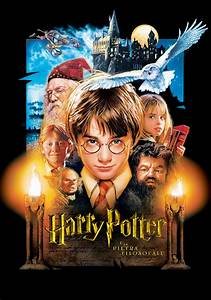 Harry Potter and the Philosopher's Stone | Movie fanart ...