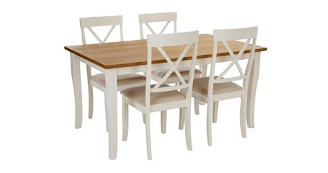 evesham rectangular dining table  chairs dfs