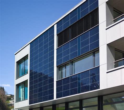 Küchendeko Für Die Wand by Solarfassade Photovoltaik An Ihrer Wand