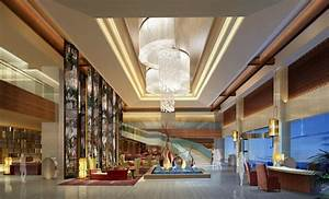 Extravagant modern hotel lobby - 6 Ways Hotel Lobbies ...