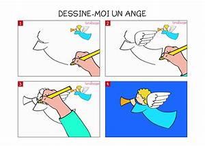 Apprendre a dessiner un ange en 3 etapes for Dessin de maison facile 3 apprendre 224 dessiner un ange
