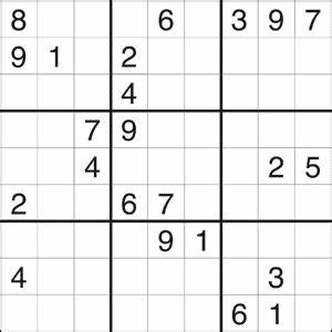 Sudoku #261 (Hard)   Coloring & Challenges for Adults ...