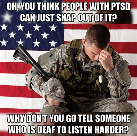 Ptsd Memes - ptsd meme of the day 01 02 17 gt via http ptsddating com ptsd dating pinterest ptsd