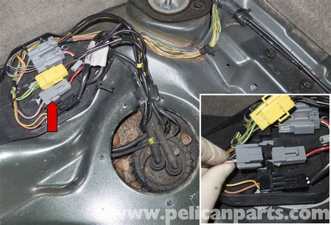 volvo  fuel pump replacement   pelican