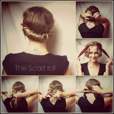 1940s Easy Hairstyles by 1940s Hairstyles Scarf 1940 S Hair Scarf