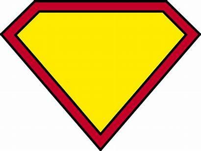 Superman Blank Transparent Clipart Logos Psd Template