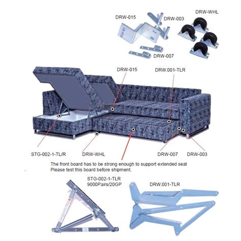 sofa bed mechanism suppliers draw out sofa bed mechanism drw00 purchasing souring