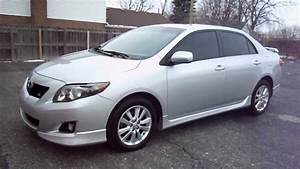 2009 Toyota Corolla S With 52 298 Miles