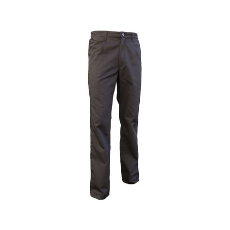 pantalon de cuisine noir pantalon noir de cuisine