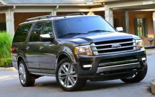 2017 Ford Expedition Redesign