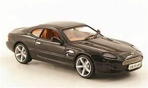 Aston Martin Miniature : aston martin db7 gt miniature noire vitesse 1 43 voiture ~ Melissatoandfro.com Idées de Décoration