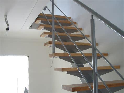 escalier exterieur limon central escaliers en limons central