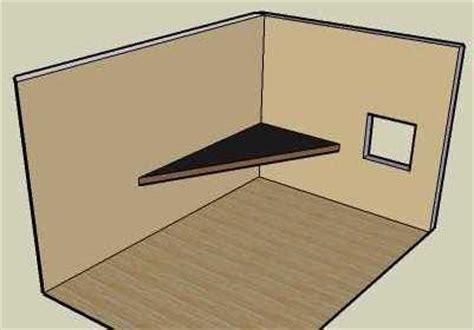 bureau pc fixe bureau d 39 angle forum décoration mobilier système d