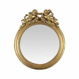 Miroir Vénitien Ancien : miroir ancien anges ~ Preciouscoupons.com Idées de Décoration