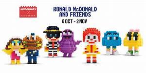 McDonald's: Ronald and Friends Nanoblock from 6 Oct – 2 ...