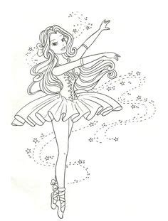 ballet dancers coloring pages  teenagers  adults
