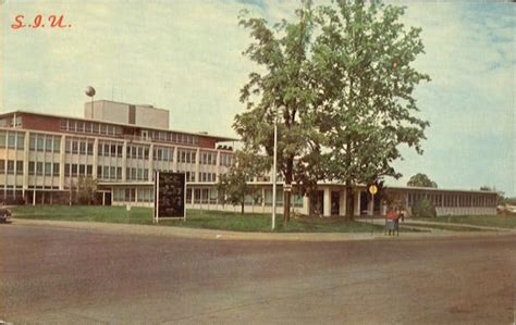 Home Economics Building, Southern Illinois University ...
