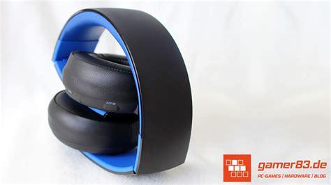 gutes headset für ps4 im test was taugt das ps4 wireless stereo headset 2 0