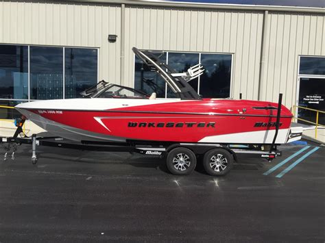 Used Malibu Boats For Sale In Texas by Used Malibu Wakesetter 23 Lsv Boats For Sale Boats