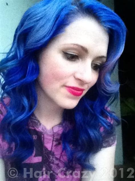 Urss Special Effects Electric Blue Hair