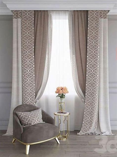 amazing  unique curtain ideas  large windows