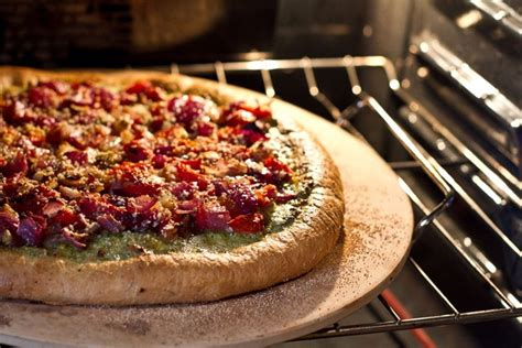 how to make pizza dough oh glows