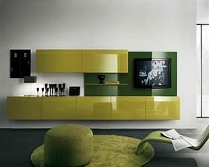 Moderne Wohnwand Hochglanz : die moderne wohnwand ist praktisch und bietet viel stauraum an ~ Sanjose-hotels-ca.com Haus und Dekorationen