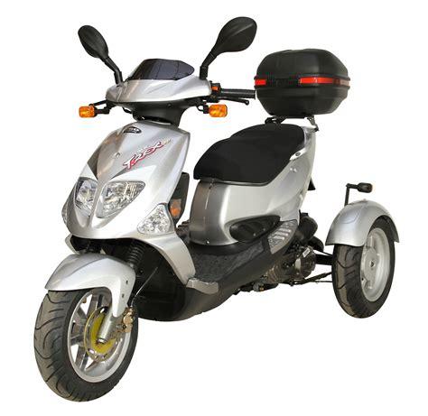 motorroller mit 3 rädern 3rad motorroller dreiradroller