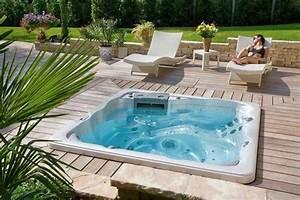 Spa Bois Exterieur : spas et jacuzzi doubs 25 castor bleu ~ Premium-room.com Idées de Décoration