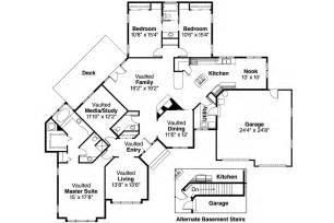 House Floor Plans by Ranch House Plans Camrose 10 007 Associated Designs
