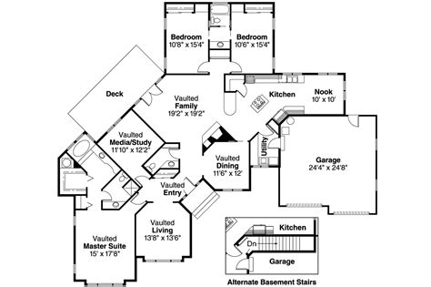 ranch house plans camrose    designs