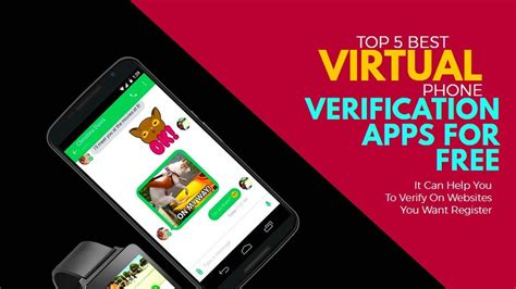best virtual phone number apps for account verification