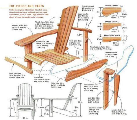 build  adirondack chair plans water ski chairs