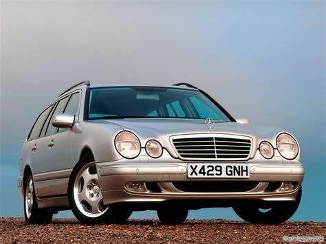 Mercedes Benz E Class Estate S210 Picture 76683