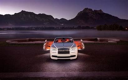 Royce Rolls Dawn Spofec Wallpapers 4k Novitec