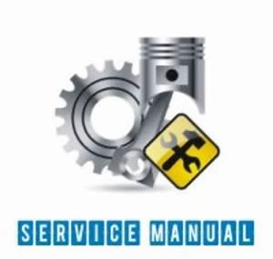 Mercruiser  24 Marine Engine Service Manual Gm V