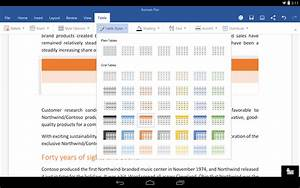 Microsoft Word For Android File Extensions