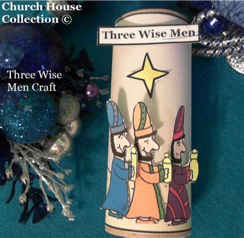 church house collection blog  wise men toilet paper