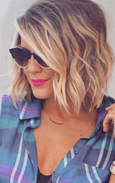exciting medium length layered haircuts page